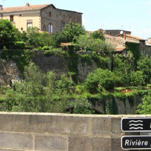 Brücke bei Vieille-Brioude über den Allier